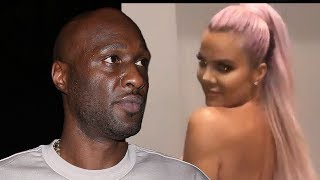 Lamar Odom WANTS Khloe Kardashian BACK After She Looked AMAZING At Kylie's Skin Launch Party!