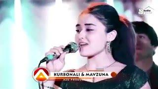 Курбонали ва Мавзуна - Биё ба болинам | 2016