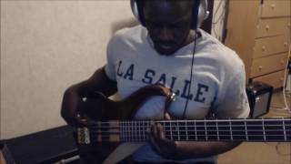 There Goes My Baby (Charlie Wilson) (bass cover)