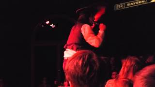 Adam Green acoustic - Give Them A Token - live Ampere Munich 2014-02-06