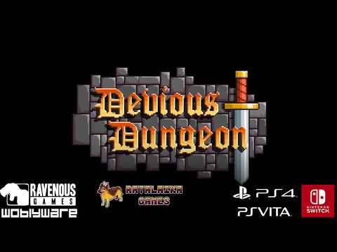 Devious Dungeon - Trailer thumbnail