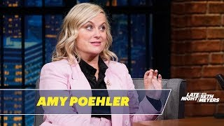 Amy Poehler Reveals How She First Met Nick Offerman