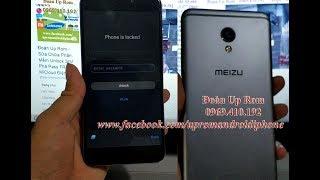 meizu phone is locked solution - Thủ thuật máy tính - Chia