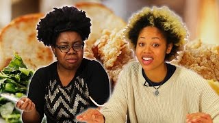 Black People Try Soul Food For The First Time