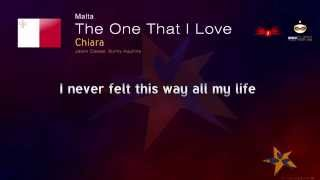 Chiara -The One That I Love (Malta)Eurovision Song Contest 1998