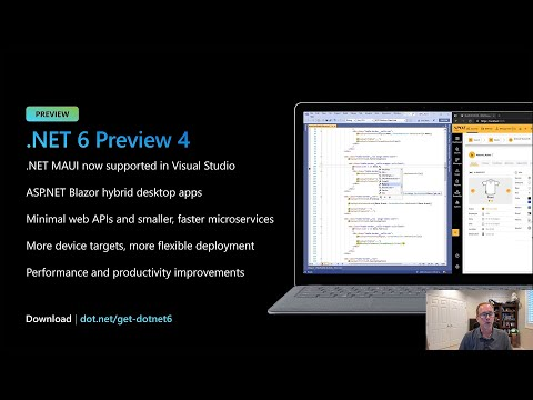 .NET 6 deep dive; what's new and what's coming