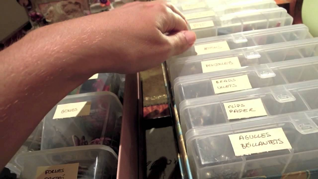 Organización: Ornamentos (scrapbooking)