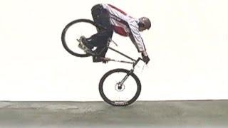 Mountain Bike Trials - Straight Endo