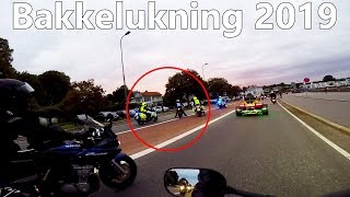 Bakkelukning 2019 - Politiet finder sig ikke i alting :O