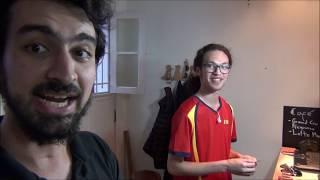 CURSO DE LUTHIERIA CARACIK GUITARS - ALUNOS DIEGO E CAIO - VLOG 01