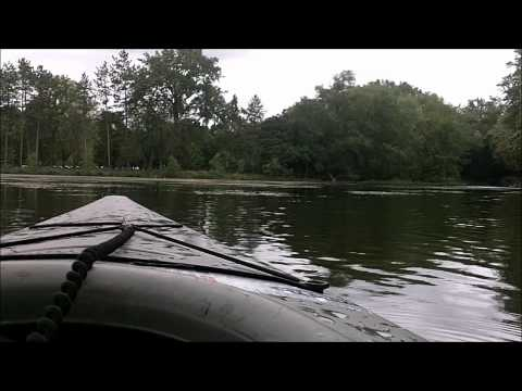 Kayak Fishing – Pre Spawn Bassin' – Mill Pond