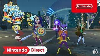 videó DC Super Hero Girls: Teen Power