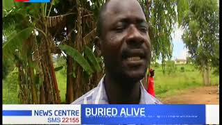Pain and sorrow as sand harvester buried alive in Bunyula, Busia county