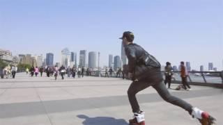 123 Freeskate In Shanghai 80mm Episode 2
