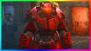 "Fallout 4 BEST & RAREST Suit Of Power Armor! - Full ""X-01 Power Armor"" Suit Location! (Fallout 4)"