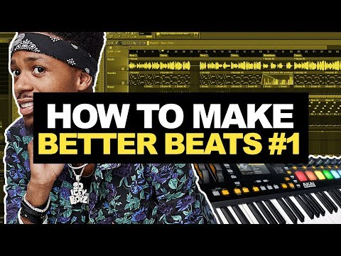 HOW TO MAKE BETTER BEATS #01 – Percussion Study | FL Studio 12 Tutorial