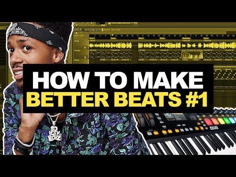 HOW TO MAKE BETTER BEATS #01 – Percussion Study | FL Studio 12 Tutorial