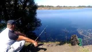 Рыбалка в городе тамбове