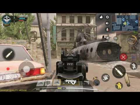 Cod mobile tdm gameplay