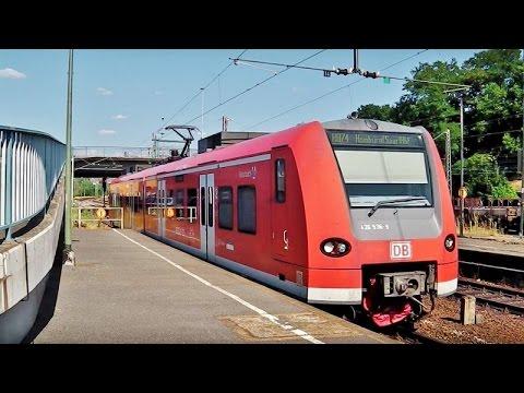 Neunkirchen (Saar) Hbf mit St. Ingbert Umleiter  SUEWEX. Und vlexx  Gueterzug  ET 425  ET 426