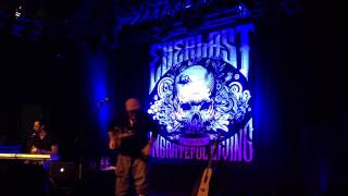 Everlast - 21.10.2013 - Solothurn - The White Boy Is Back