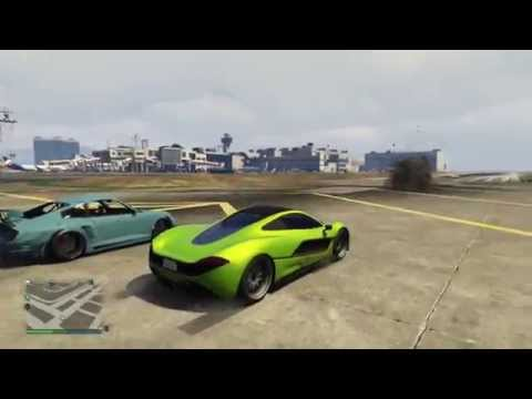 GTA 5 - How To Make Your Car Even Faster - Fend Bend