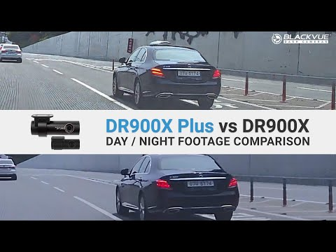 DR900X Plus vs DR900X Comparison Video