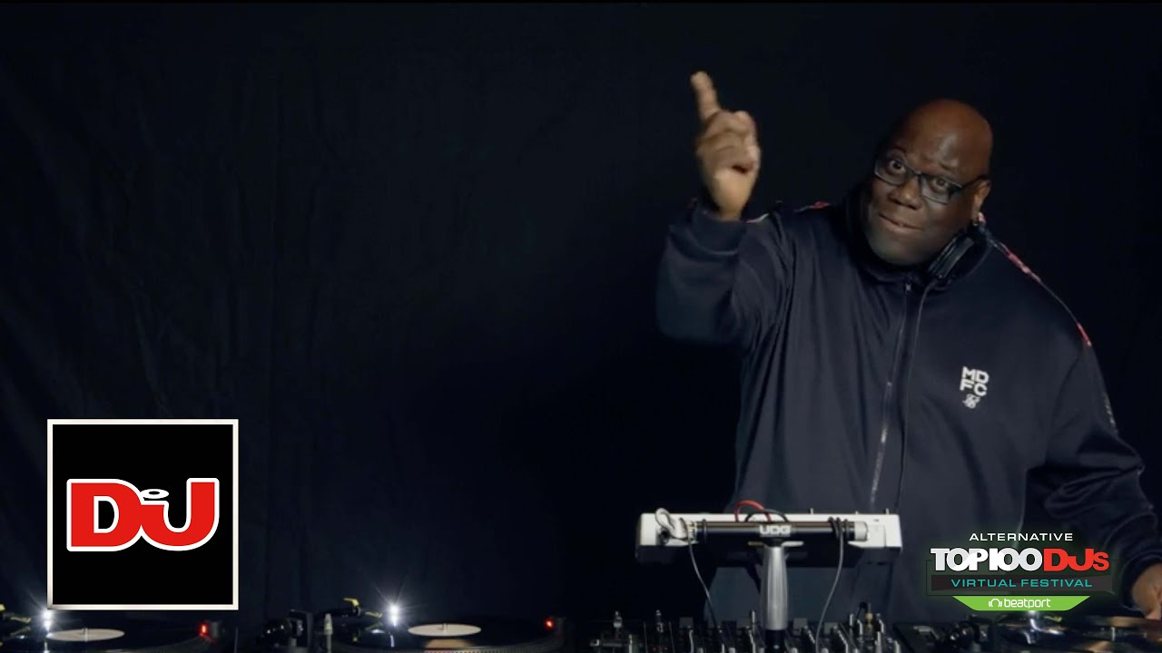 Carl Cox - Live @ The Alternative Top 100 DJs Virtual Festival 2020