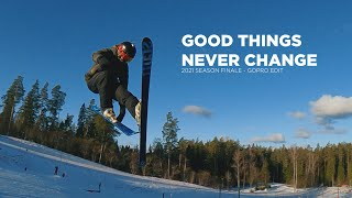 GOOD THINGS NEVER CHANGE   GoPro Ski/Snowboard EDIT (2021)