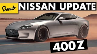 Is the 400z Enough to Save Nissan?