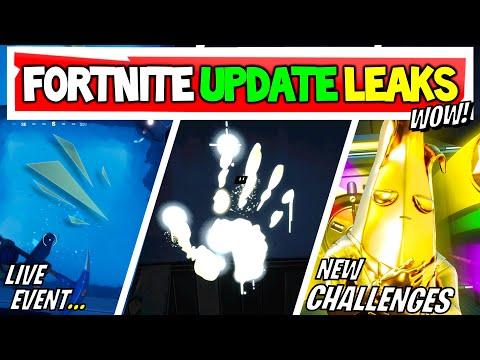 Season 8 Fortnite Week 6 Challenges