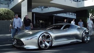 2015 Mercedes-benz AMG a vision of GT
