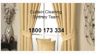 Curtain Cleaning Service Sydney