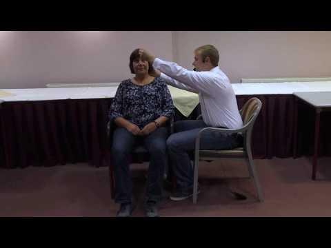 Stärkung der Muskeln des Rückens und des Halses mit Osteochondrose Video
