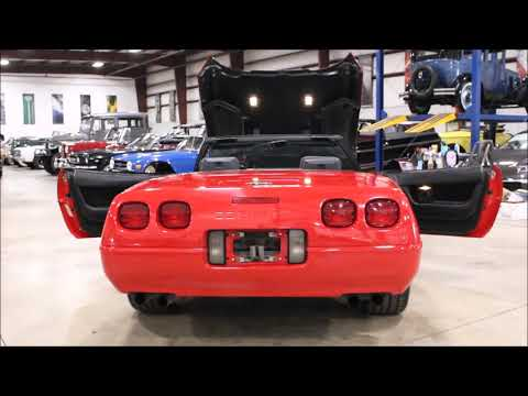 Video of '91 Corvette - LWFU