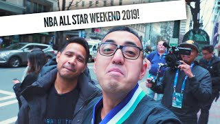 NBA All Star Weekend 2019!! #KemVlog