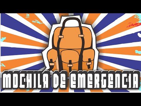 ¿Qué debo poner en mi mochila de emergencia? // CurioCiudad