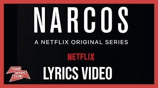 Rodrigo Amarante - Tuyo (Narcos Theme Song) [Lyrics video]