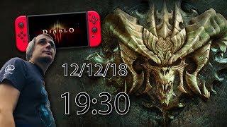 Diablo 3 на Nintendo Switch / Стрим