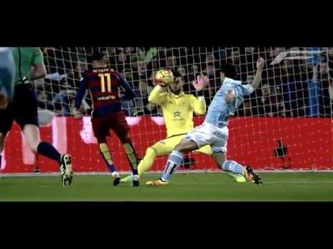 Neymar Jr Rei dos Dribles 2015/16 HD