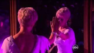 Kellie Pickler & Derek Hough Viennese Waltz with My Angel - Dancing with the Stars Season 16 Week 8
