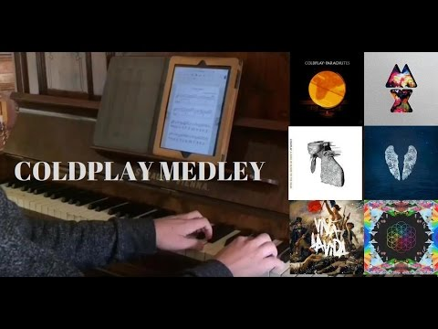 Best Of Coldplay Piano Medley (16 Songs From 6 Album) + Free Sheets Mp3
