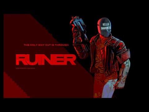 Ruiner - Perturbator