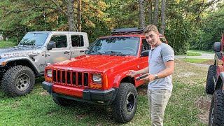 Why I Prefer The Jeep Xj Cherokees Over Any Other Jeep