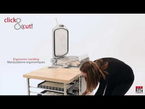 video 1, Meuble pour diviseuse