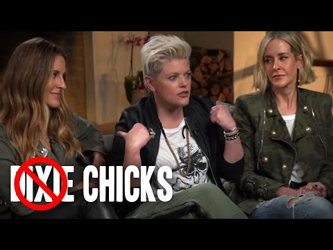 The Dixie Chicks Change Their Name After Writer Slams Them:
