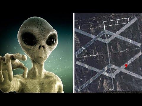 Китайцы откопали аэродром инопланетян?