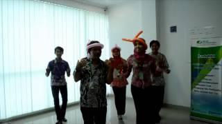 Yel Yel BPJS TK Kanwil Banten