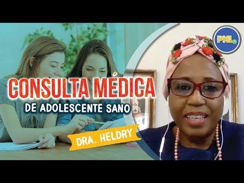 Bienestar y Salud para la Familia con la Dra. Heldry - Consulta Médica de Adolescente Sano