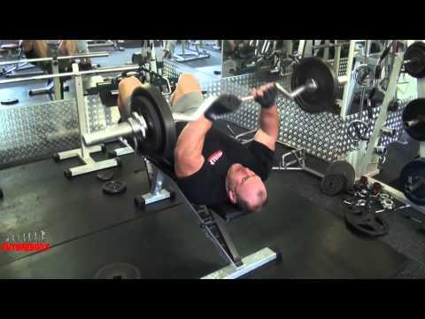 Jak podkręcić mięśnie stopniowo
